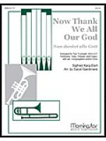 Now Thank We All Our God Sheet Music