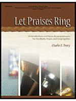 Let Praises Ring: 18 Introductions and Hymn Accompaniments for Handbells, Organ, and Congregation Sheet Music