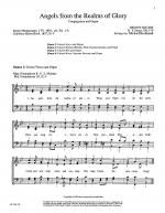 Angels from the Realms of Glory (Regent Square) Sheet Music