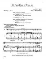 We Three Kings of Orient Are (Kings of Orient) Sheet Music