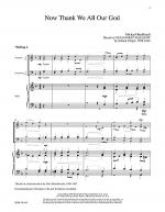 Now Thank We All Our God (Nun danket alle Gott) Sheet Music