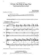 O God, Our Help in Ages Past (St. Anne) Sheet Music