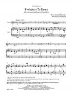 Prelude to Te Deum Sheet Music