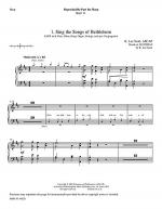 Sing the Songs of Bethlehem -- Instrumental Parts Sheet Music