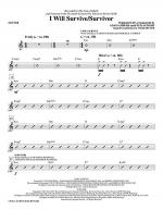 I Will Survive/Survivor - Guitar Sheet Music