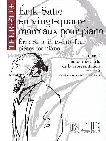 The Best of Erik Satie Sheet Music