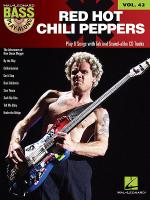 Red Hot Chili Peppers Sheet Music