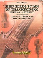 Shepherd's Hymn of Thanksgiving Sheet Music