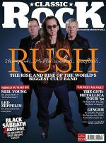 Classic Rock Magazine - July 2012 Issue Sheet Music