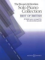 The Boosey & Hawkes Solo Piano Collection - Best of British Sheet Music