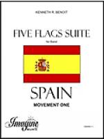 Spain (Five Flags Suite) Sheet Music