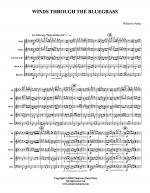 Winds Through the Bluegrass Sheet Music