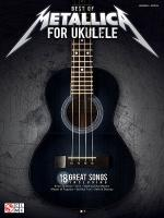 Best of Metallica for Ukulele Sheet Music