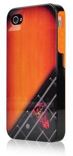 Fender iPhone 4 Protective Wood Grain Hard Gloss Case Sheet Music