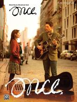 Once -- Sheet Music from the Broadway Musical Sheet Music