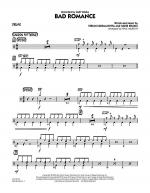 Bad Romance - Drums Sheet Music