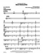 Bad Romance - Aux Percussion Sheet Music
