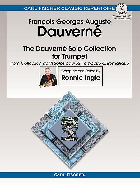 The Dauverne Solo Collection for Trumpet Sheet Music