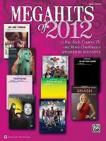 Megahits of 2012 Sheet Music
