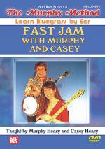 Fast Jam with Murphy and Casey DVD Sheet Music