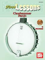 First Lessons Clawhammer Banjo Sheet Music