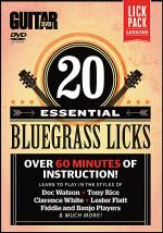 Guitar World -- 20 Essential Bluegrass Licks Sheet Music