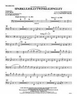 Sparklejollytwinklejingley (from the Broadway musical Elf): 1st Trombone Sheet Music