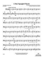 A Star Spangled March: 1st Trombone Sheet Music