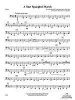 A Star Spangled March: Tuba Sheet Music