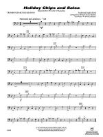 Holiday Chips and Salsa: 1st Trombone Sheet Music
