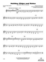 Holiday Chips and Salsa: Mallets Sheet Music