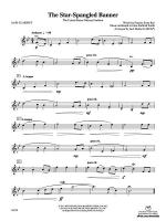 The Star-Spangled Banner: 1st B-flat Clarinet Sheet Music