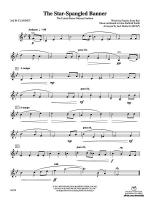 The Star-Spangled Banner: 2nd B-flat Clarinet Sheet Music
