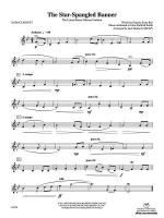 The Star-Spangled Banner: 3rd B-flat Clarinet Sheet Music