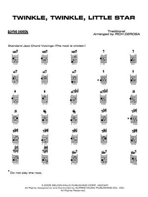 Twinkle Toes For String Orchestra Score Sheet Music