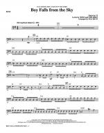 Boy Falls From The Sky (from Spider-Man: Turn Off the Dark) - Bass Sheet Music