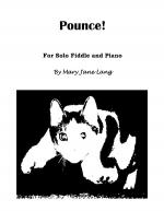 Pounce! Sheet Music