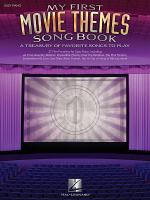 My First Movie Themes Songbook Sheet Music