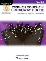Stephen Sondheim - Broadway Solos Sheet Music