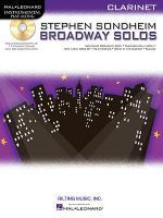 Stephen Sondheim - Broadway Solos Sheet Music