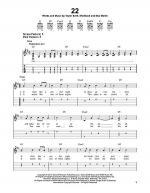22 Sheet Music