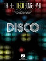 The Best Disco Songs Ever Sheet Music