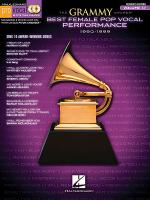 The Grammy Awards Best Female Pop Vocal Performance 1990-1999 Sheet Music