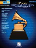 The Grammy Awards Best Male Pop Vocal Performance 2000-2009 Sheet Music