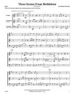 Three Scenes From Bethlehem Sheet Music