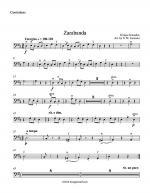 Zarabanda Sheet Music