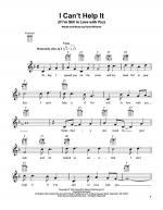 I Can't Help It (If I'm Still In Love With You) Sheet Music