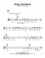 Honky Tonk Blues Sheet Music