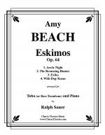 Eskimos, Op. 64 for Tuba or Bass Trombone & Piano Sheet Music