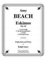 Eskimos, Op. 64 for Euphonium & Piano Sheet Music